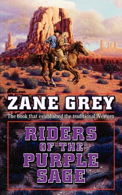 Image for Riders of the Purple Sage