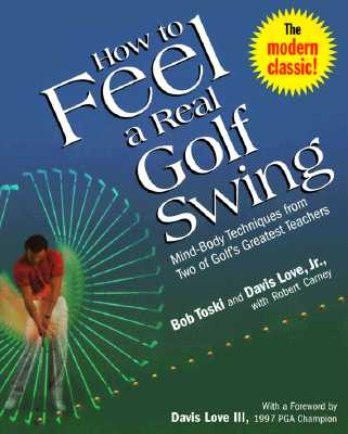 Image for How to Feel a Real Golf Swing