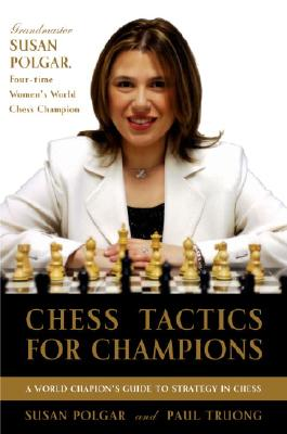 Image for Chess Tactics for Champions