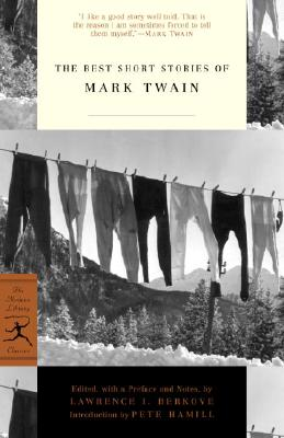 Image for The Best Short Stories of Mark Twain (Modern Library Classics)
