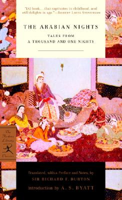Image for The Arabian Nights: Tales from a Thousand and One Nights (Modern Library Classics)