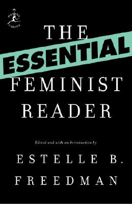 Image for The Essential Feminist Reader