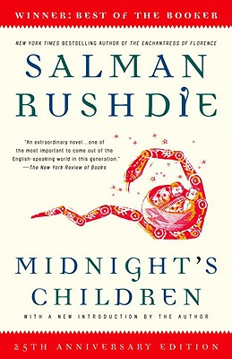 Midnights Children, SALMAN RUSHDIE