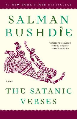 Image for THE SATANIC VERSES  A Novel