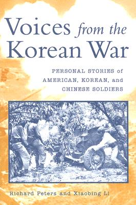 Image for VOICES FROM THE KOREAN WAR