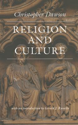 Religion and Culture, Christopher Dawson Dawson