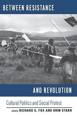 Image for Between Resistance and Revolution: Cultural Politics and Social Protest