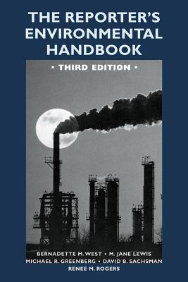 Image for The Reporter's Environmental Handbook: Third Edition