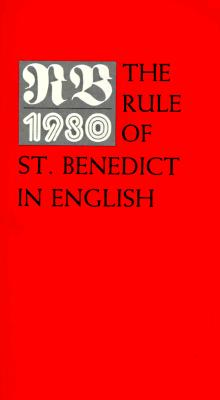 Image for Rule of Saint Benedict in English