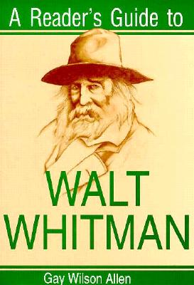 Image for READER'S GUIDE TO WALT WHITMAN