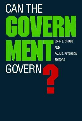 Can the Government Govern?