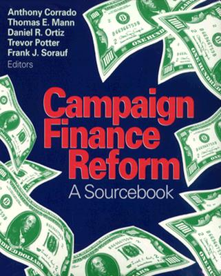 Image for Campaign Finance Reform: A Sourcebook