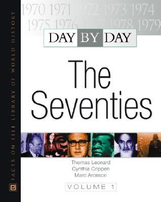 Image for Day by Day : The Seventies
