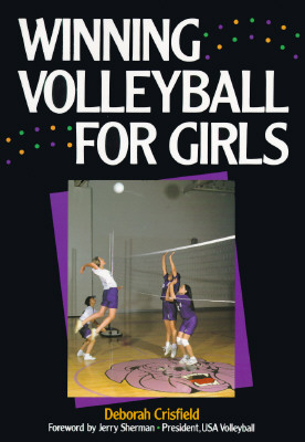 Image for WINNING VOLLEYBALL FOR GIRLS