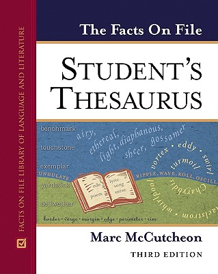 Image for Student's Thesaurus (Facts on File)