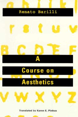 Image for A Course on Aesthetics