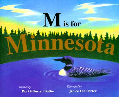 Image for M Is For Minnesota