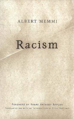 Racism, Albert Memmi, Steve Martinot