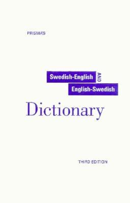 Image for Prismas Unabridged Swedish-English/English-Swedish Dictionary