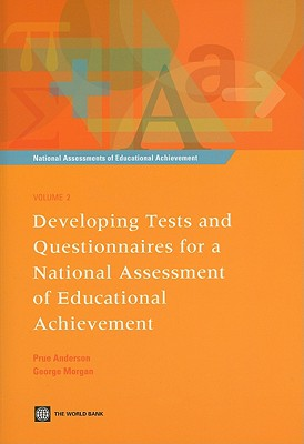 Image for Developing Tests and Questionnaires for a National Assessment of Educational Achievement (National Assessments of Educational Achievement)