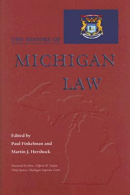 Image for The History of Michigan Law