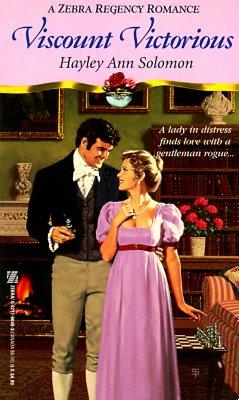 Image for Viscount Victorious (Zebra Regency Romance)