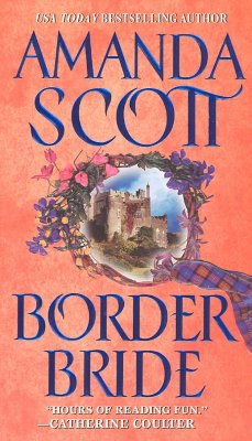 Border Bride, Amanda Scott