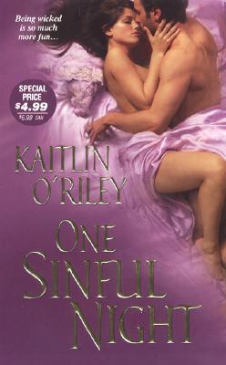 One Sinful Night, Kaitlin O'Riley