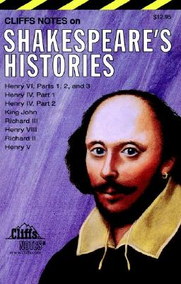 Image for CliffsNotes Shakespeare's Histories