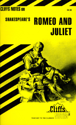 Image for Shakespeare's Romeo and Juliet (Cliffs Notes)