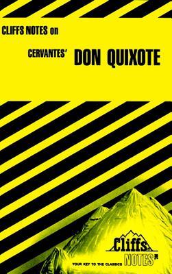 Image for Don Quixote (Cliffs Notes)