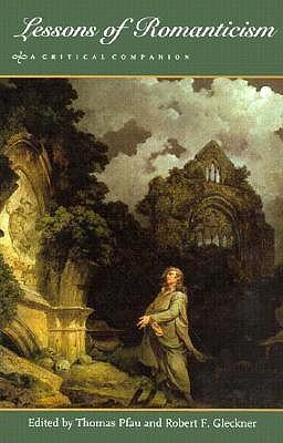 Image for Lessons of Romanticism: A Critical Companion