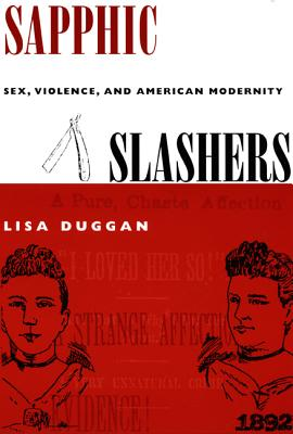 Image for Sapphic Slashers: Sex, Violence, and American Modernity