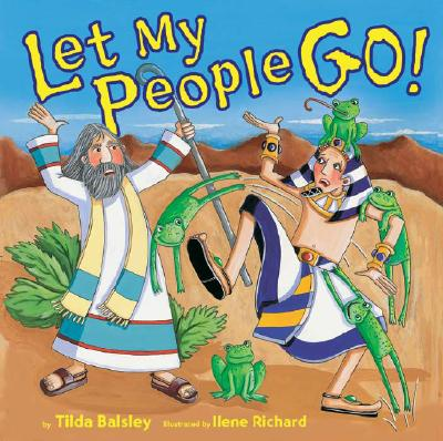 Image for Let My People Go!