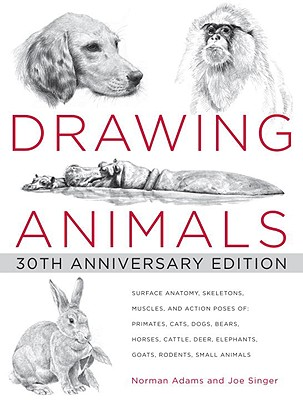 Image for Drawing Animals: 30th Anniversary Edition