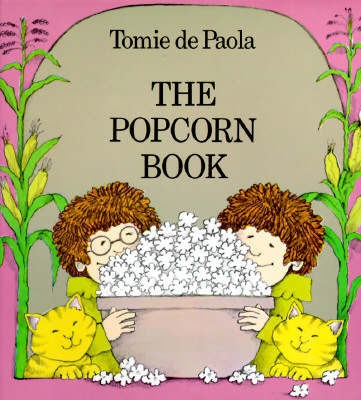 The Popcorn Book, Tomie dePaola