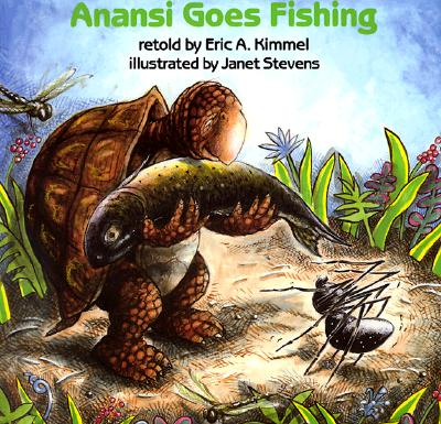 Image for Anansi Goes Fishing