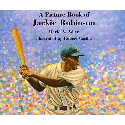 A Picture Book of Jackie Robinson (Picture Book Biography) (Picture Book Biographies), Adler, David a