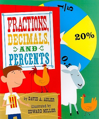 Image for Fractions, Decimals, and Percents