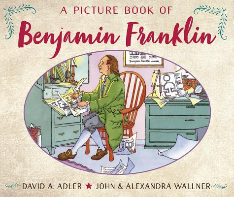 Image for A Picture Book of Benjamin Franklin (Picture Book Biography)