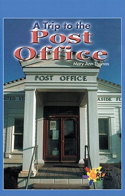 Image for A Trip to the Post Office (Real Readers - Upper Emergent)