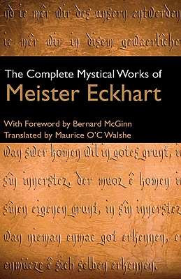 Image for The Complete Mystical Works of Meister Eckhart