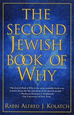 Image for SECOND JEWISH BOOK OF WHY