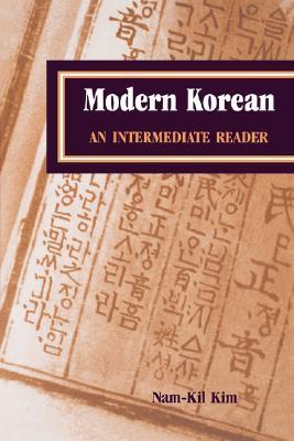 Image for Modern Korean: An Intermediate Reader
