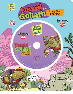 Image for David and Goliath: A Story about Courage (I Can Read the Bible! Series)