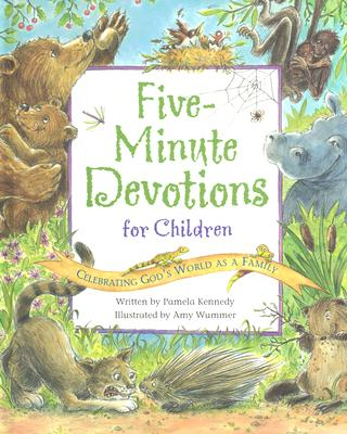 Image for Five Minute Devotions For Children