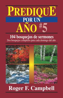 Image for Predique por un año #5 (Spanish Edition)
