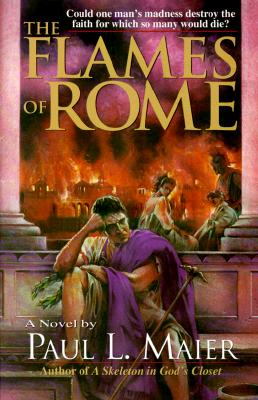 Image for The Flames of Rome: A Novel