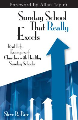 Image for Sunday School that Really Excels: Real Life Examples of Churches with Healthy Sunday Schools