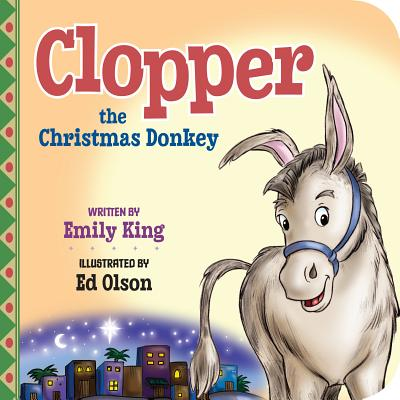 Image for Clopper the Christmas Donkey